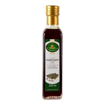 Lapalisse Pompoenpit olie virgin 250 ml