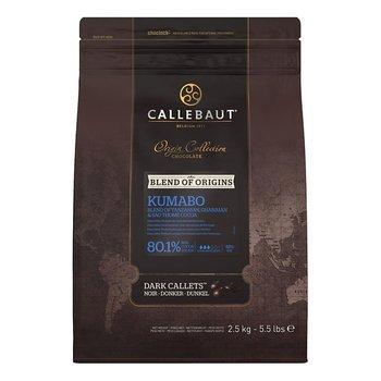 Callebaut Origin collection chocolate Kumabo donkere chocolade