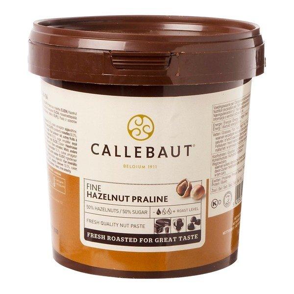 Callebaut Hazelnootpraline zeer fijn