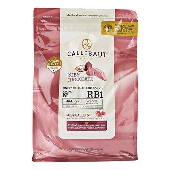 Callebaut Chocolade callets ruby