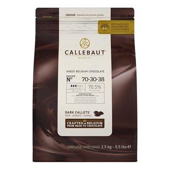 Callebaut Finest Belgian chocolate Donkere chocolade extra bitter