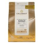 Callebaut Callets gold karamel-chocoladesmaak
