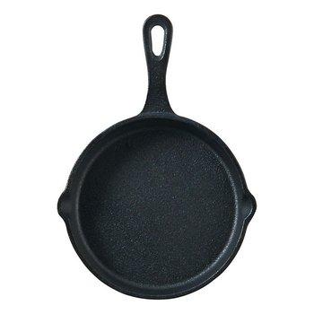 Skillet/Koekenpan gietijzer, 13.5 cm