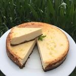 New York Cheesecake ( 20 cm )