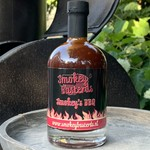 "Smokey Basterd's BBQ  ""Limited Edition Bottle"" 500 ml"