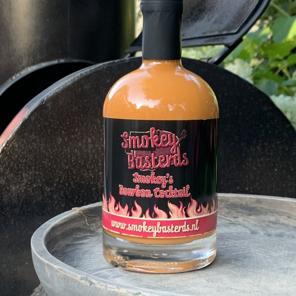 "Smokey's Bourbon Cocktail ""Limited Edition Bottle"" 500 ml"