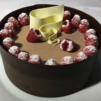 Chocolate Basterd's cake