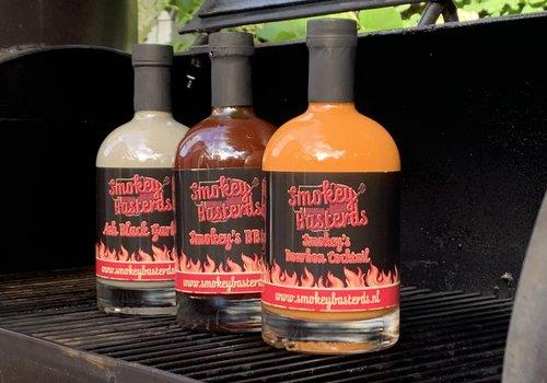 Smokey Basterd's Sauzen
