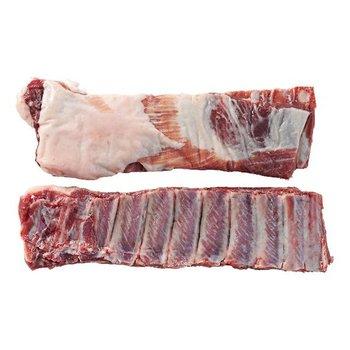 Wild zwijn spare ribs per kilo