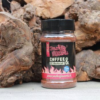 Koffie en Chocolade rub 180gr