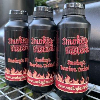 3 Smokey Basterd's sauzen  limited's