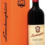 Lamborghini Centanni Umbria Red