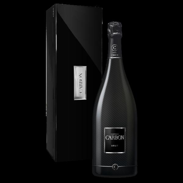 Cuvee Carbon Brut 0.75l + Luxury giftbox