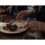 Steakmessen by Henk Schiffmacher 4 stuks