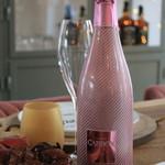 Carbons's Pink Rose Luxury borrelplank