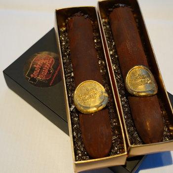 Cubaanse Sigaren van chocolade 2 stuks
