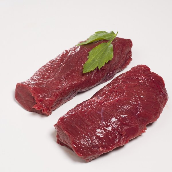 Kangoeroe filet 250 gram