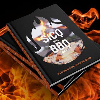 SiCQ goed BBQ Kookboek ( release datum 15 juni )