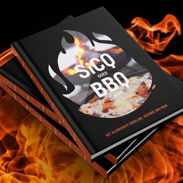 SiCQ goed BBQ Kookboek Low Sugar & Low Salt