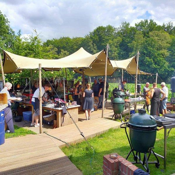 BBQ workshop zomer 11 september Apeldoorn