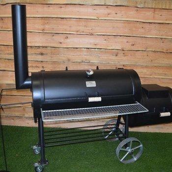 Offset Smoker 21 inch XXL 4 mm