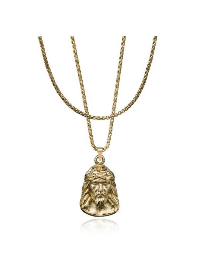 Croyez Jewelry -  Jesus Gold