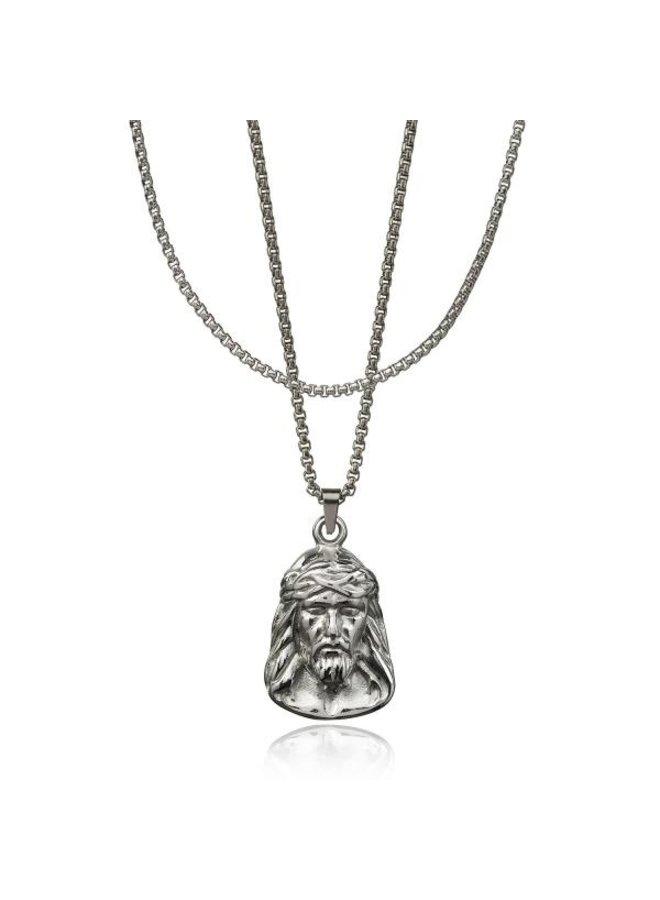 Croyez Jewelry -  Jesus Silver
