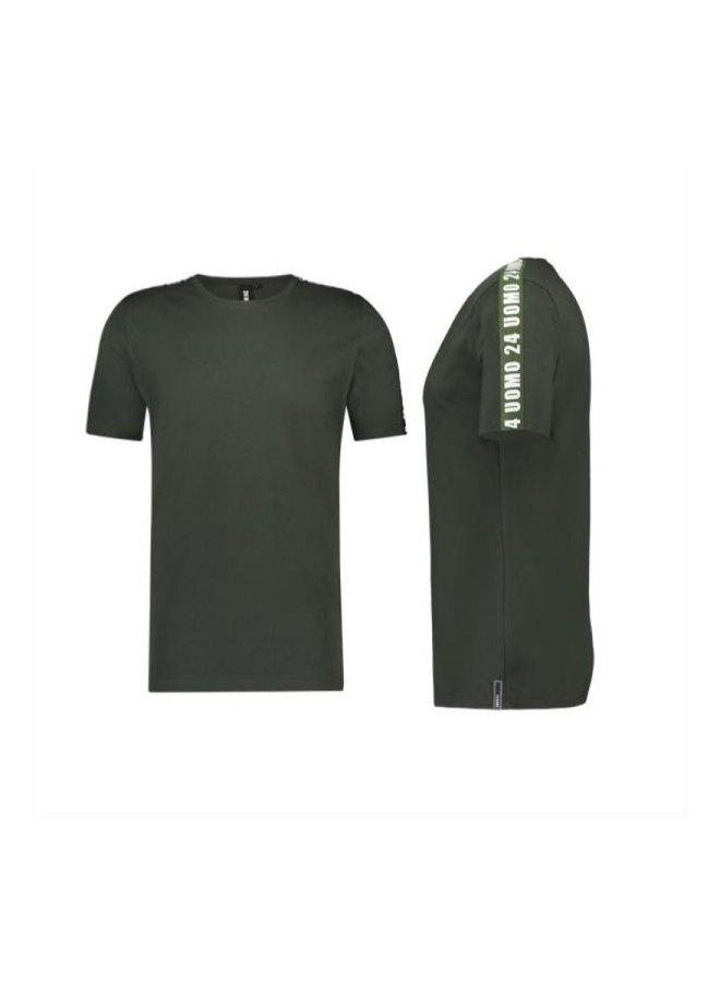 24 Uomo - MY45 Shirt Army