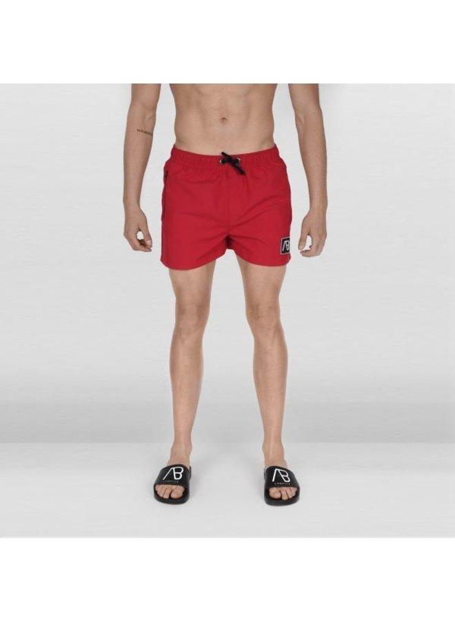 Ab Lifestyle - Ab Swimshort Red