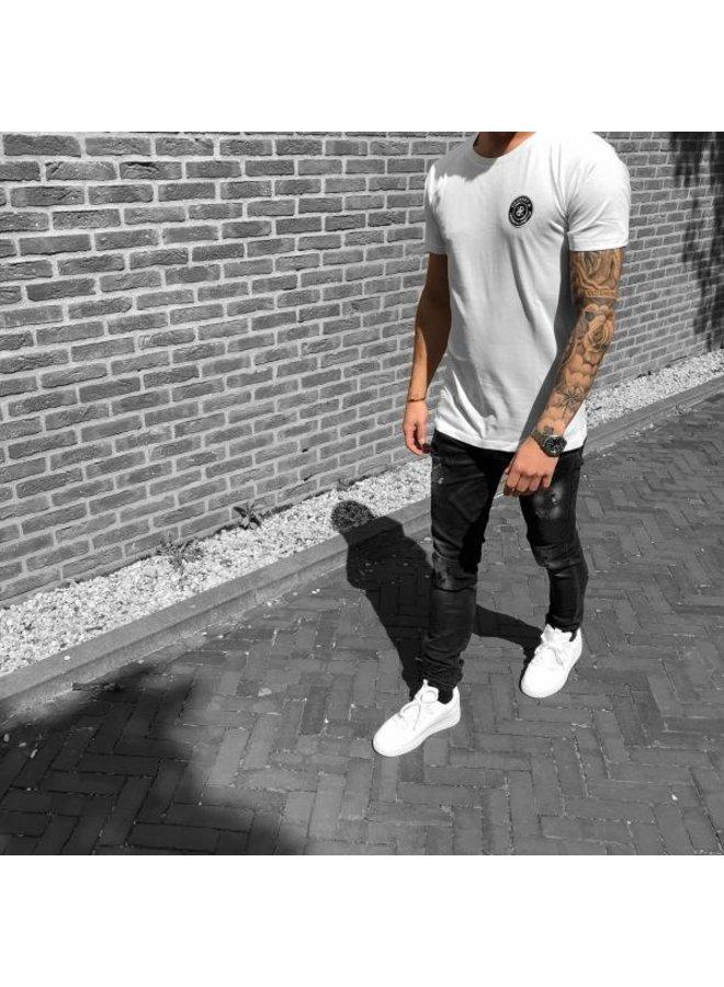 Concept R Brand T-Shirt White