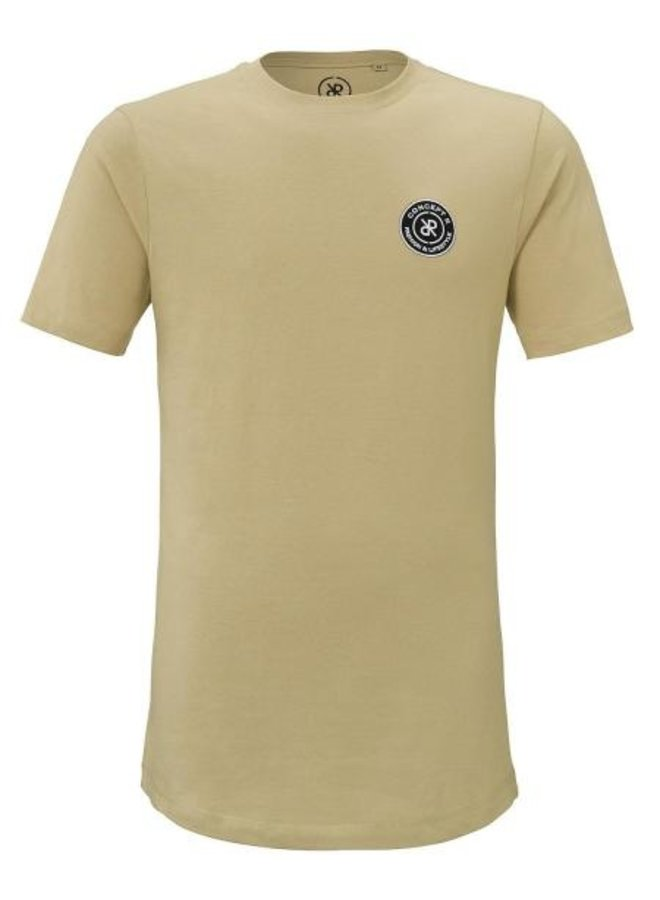 Concept R - Brand Tee Sand