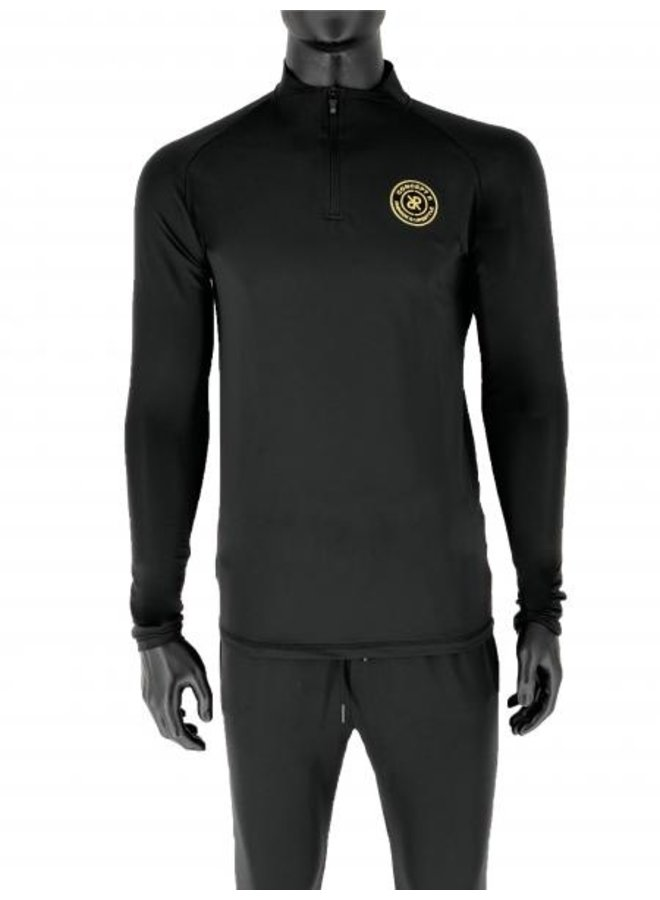 Concept R - Night Fly Trainingsuit Black Gold
