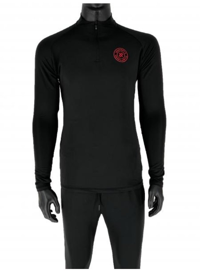Concept R - Night Fly Trainingsuit Black Red