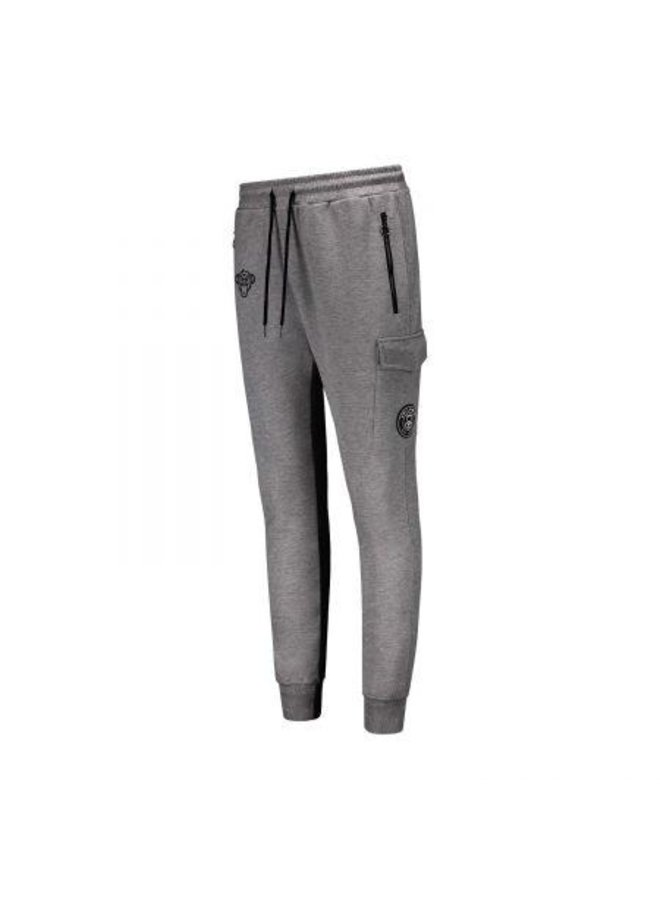 Black Bananas - The F.C. Anorak Jogger Grey
