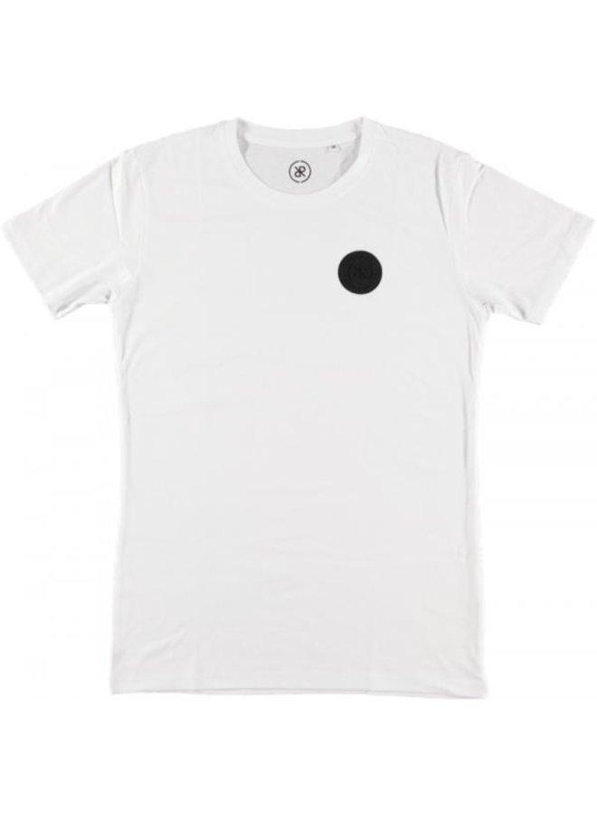 Concept R Brand T-Shirt White/Black