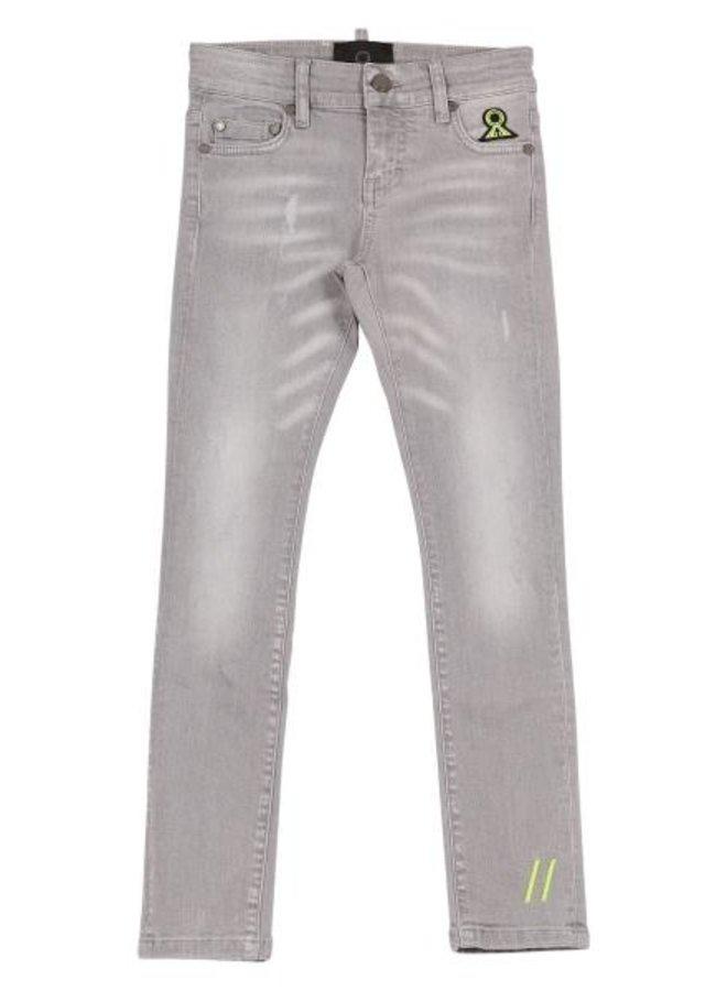 Believe That Kids - Neon Jeans Grey