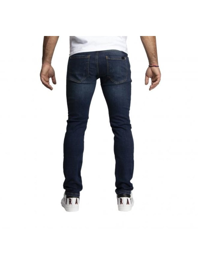 Leyon - Denim Jeans Navy