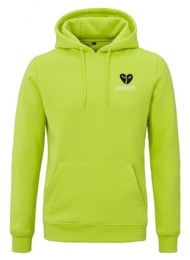 Rivero - Heartbreaker Hoodie Lime