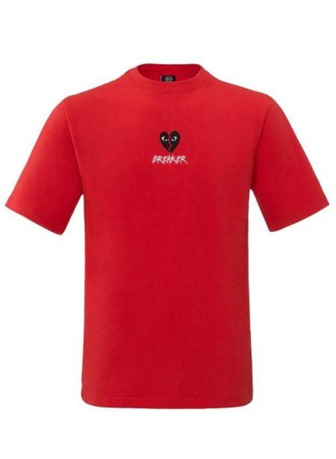 Rivero - Heartbreaker T-Shirt Red