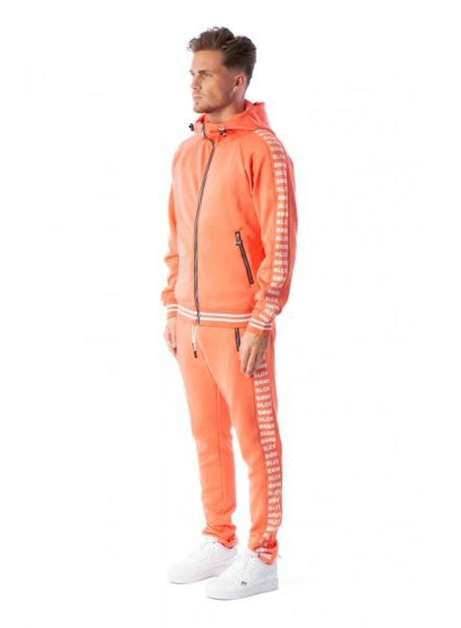 Black Bananas - BLCK New York Tracksuit Salmon