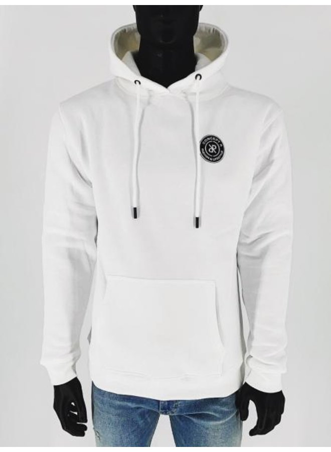Concept R - Brand Hoodie White