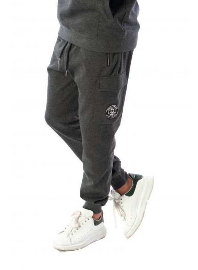 Black Bananas - Anorak Jogger Pants Grey