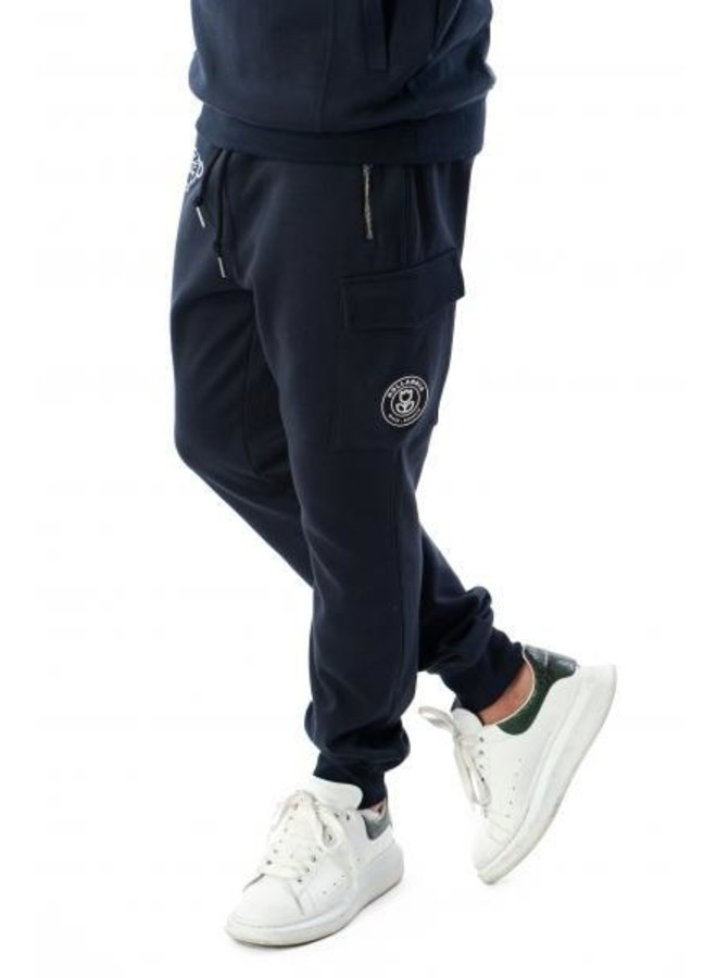 Black Bananas - Anorak Jogger Pants Navy Blue