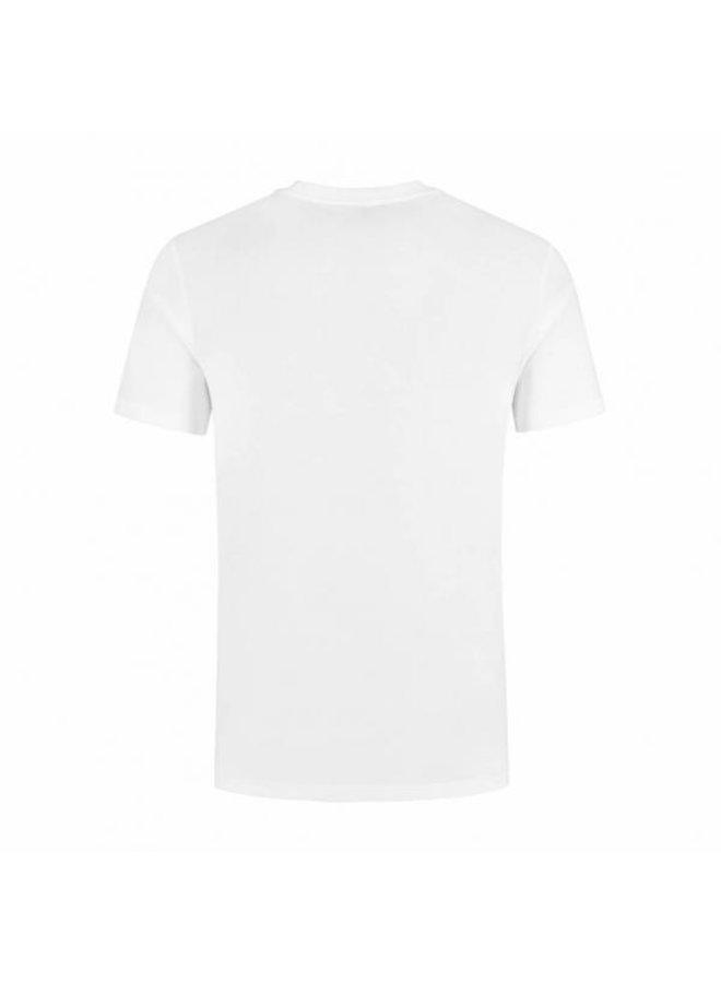 Gigi Vitale - Logo T-Shirt White