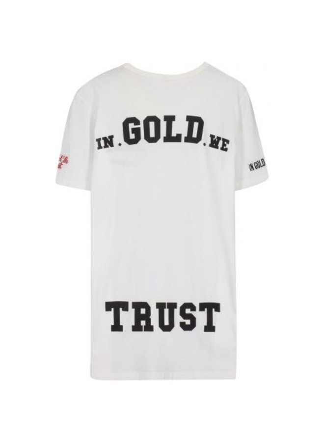 In Gold We Trust - The Pusha White