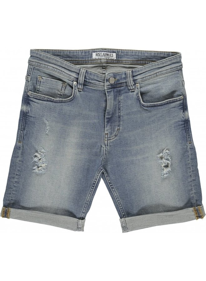 Just Junkies - Mike Shorts Captive Blue