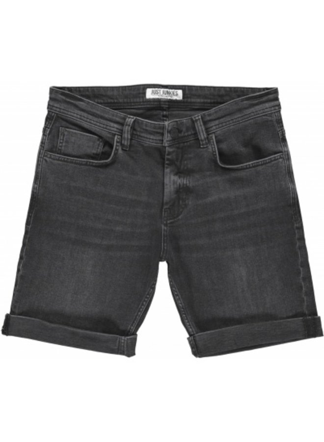 Just Junkies - Mike Shorts Pass Black