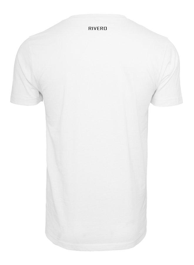 Rivero - Rottweiler T-Shirt White
