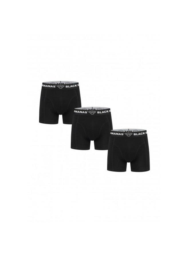 Black Bananas - Boxershort 3 Pack Black