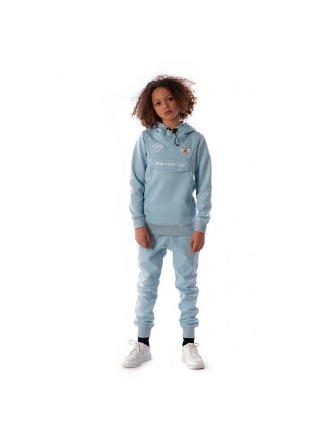 Black Bananas Kids - Anorak Tracksuit Pastel Blue